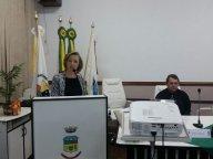 SESSÃO SOLENE DE POSSE DOS VEREADORES MIRINS E JOVENS 2016
