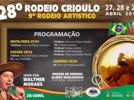 Rodeio Crioulo