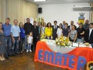 Sessão Solene, dia 06/03, em Homenagem 50 anos EMATER/ASCAR