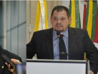 ASSOCIAÇÃO BENEFICENTE OSVALDO CRUZ entrega oficio ao Ministro Osmar Terra